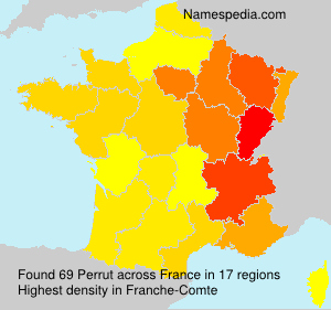 Perrut - France