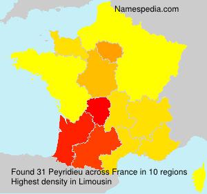 Peyridieu - France