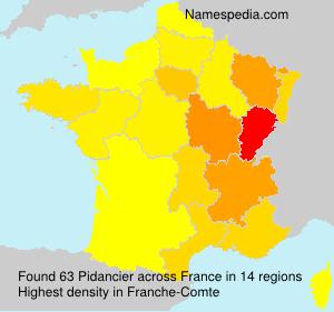 Pidancier