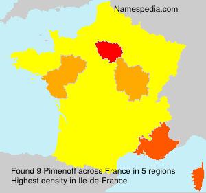Pimenoff