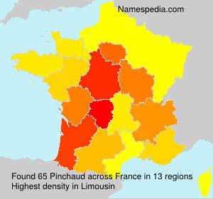 Pinchaud