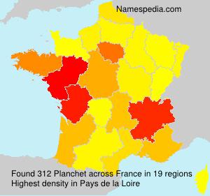 Planchet