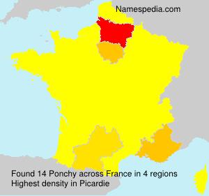 Ponchy