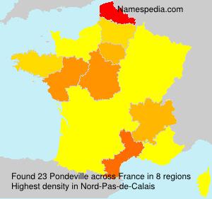 Pondeville