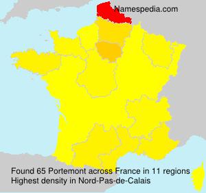 Portemont