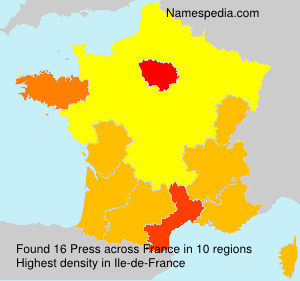 Press - France