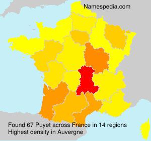 Puyet