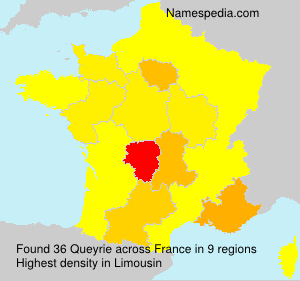 Queyrie