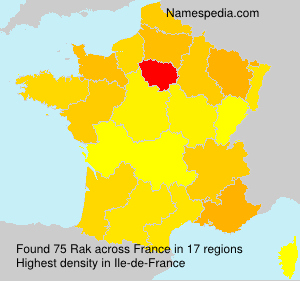 Rak - France