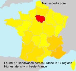 Ranaivoson - France