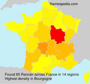 Rancier