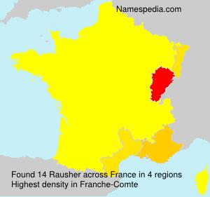 Rausher