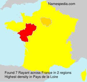 Rayant