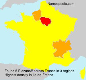 Riazanoff