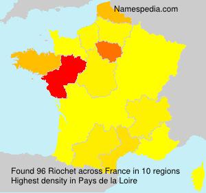 Riochet