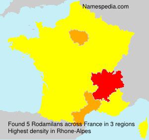 Rodamilans