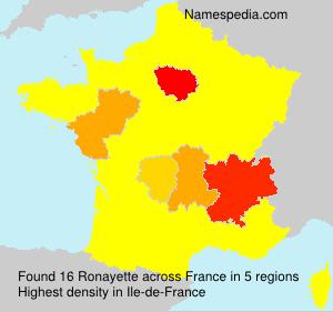 Ronayette