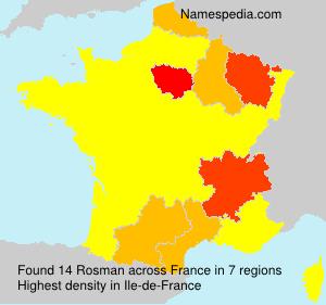 Rosman