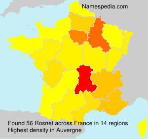 Rosnet - France
