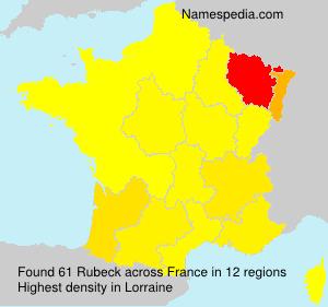 Rubeck