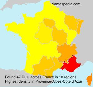 Ruiu - France