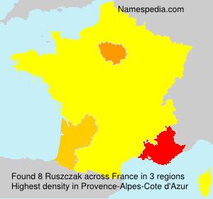 Ruszczak - France