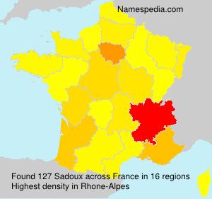 Sadoux