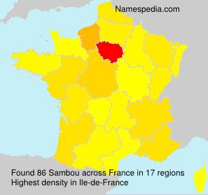 Sambou - France