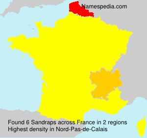Sandraps