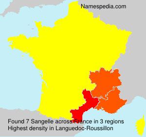 Sangelle