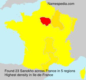 Sanokho