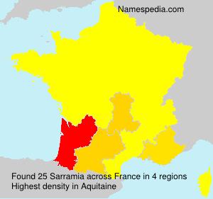 Sarramia