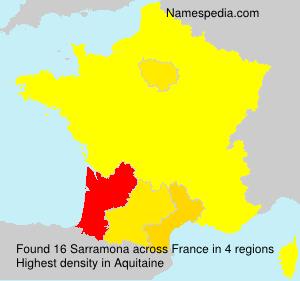 Sarramona