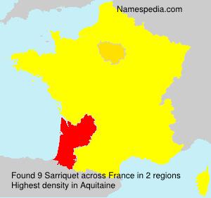 Sarriquet