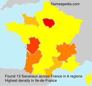 Savariaux