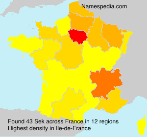 Sek - France