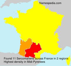 Sercomanens