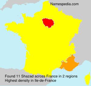 Shazad