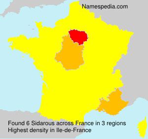 Sidarous