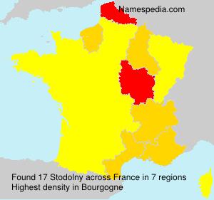 Stodolny
