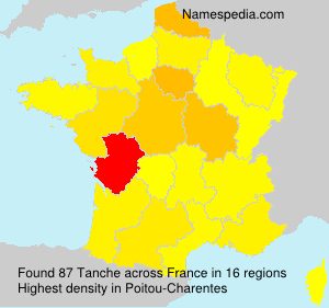 Tanche - France