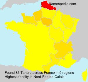 Tancre