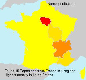 Taponier