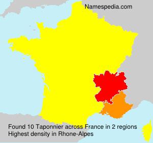Taponnier