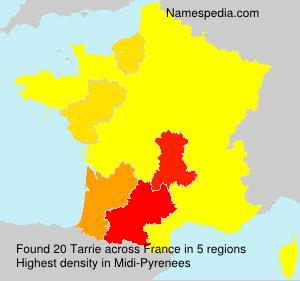 Tarrie - Names Encyclopedia