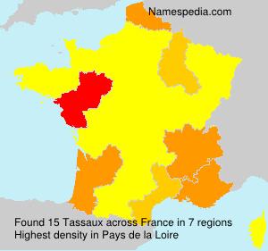 Tassaux