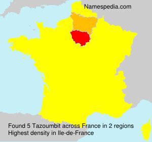 Tazoumbit