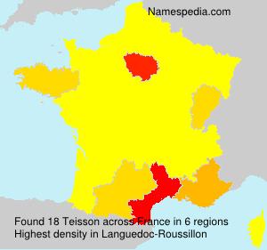 Teisson