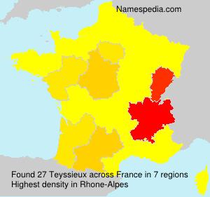Teyssieux