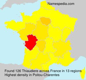 Thiaudiere